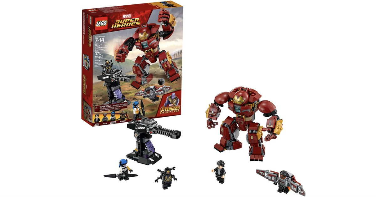 LEGO Marvel on Amazon