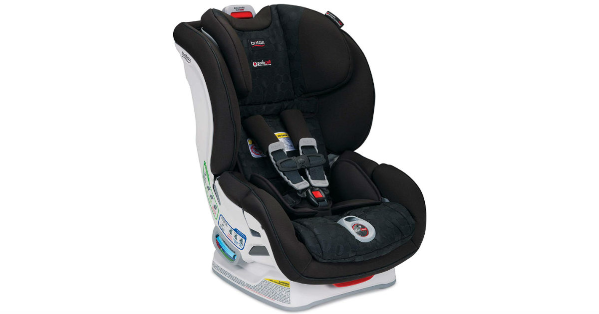 Britax Boulevard ClickTight Convertible Car Seat ONLY $220.99