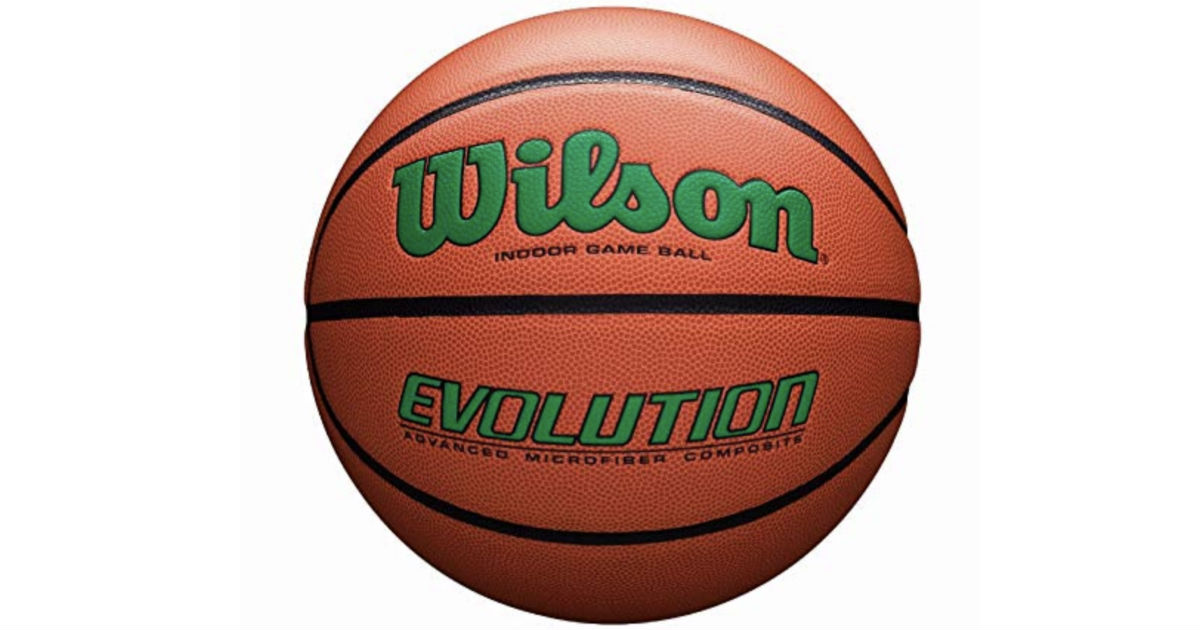 Wilson Evolution Game Basketball ONLY $38.96 Shipped (Reg $60)