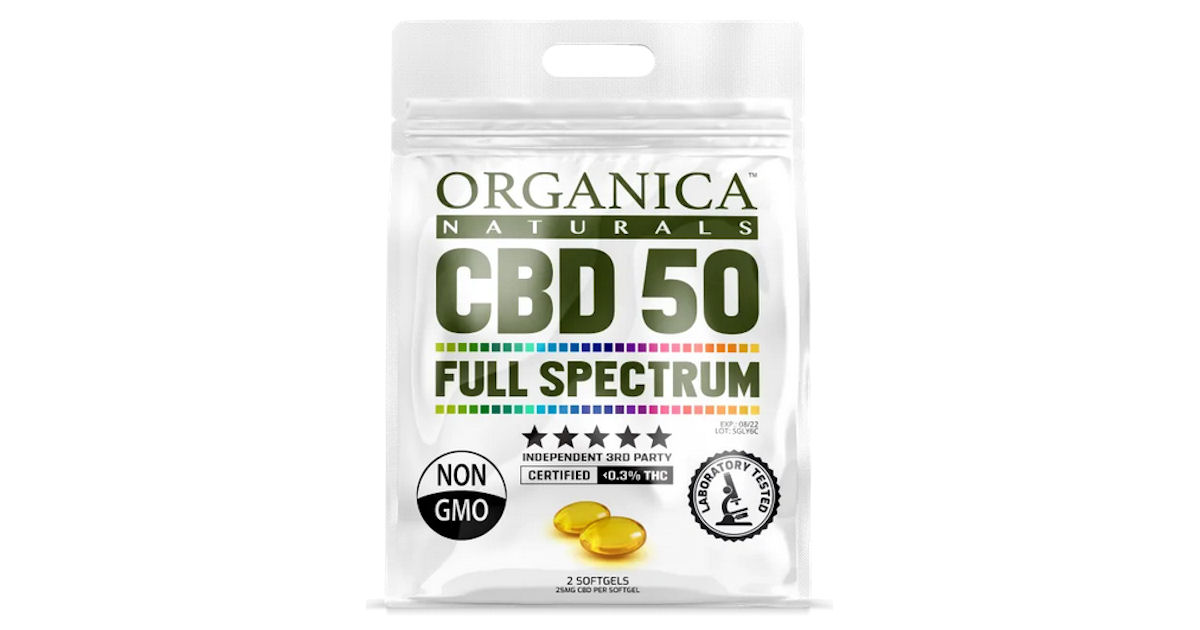 FREE Organica Naturals Full Sp...