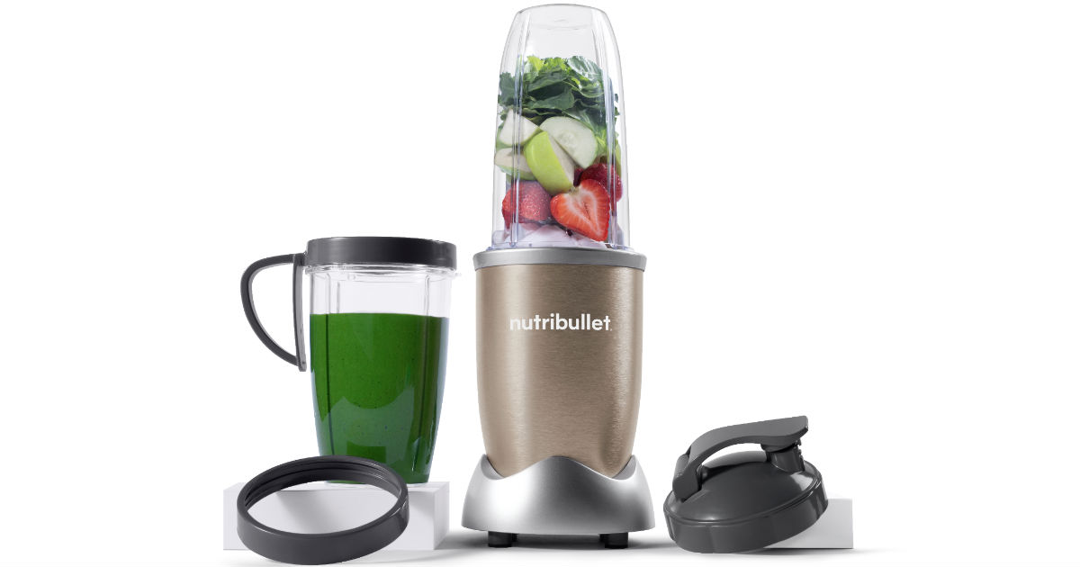 NutriBullet PRO Nutrient Extractor ONLY $49.99 (Reg $129)