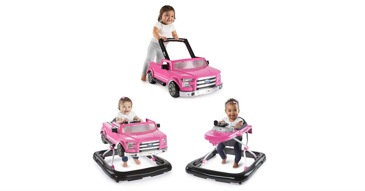 Bright Starts 3 Ways to Play Walker ONLY $41.99 (Reg. $80)