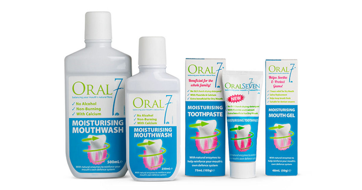 FREE Oral7 Sample Kit - Health Care Professionals ONLY