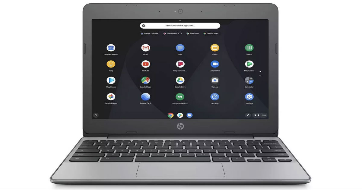 HP 11.6-Inch Chromebook ONLY $99.99 at Target (Reg $200)
