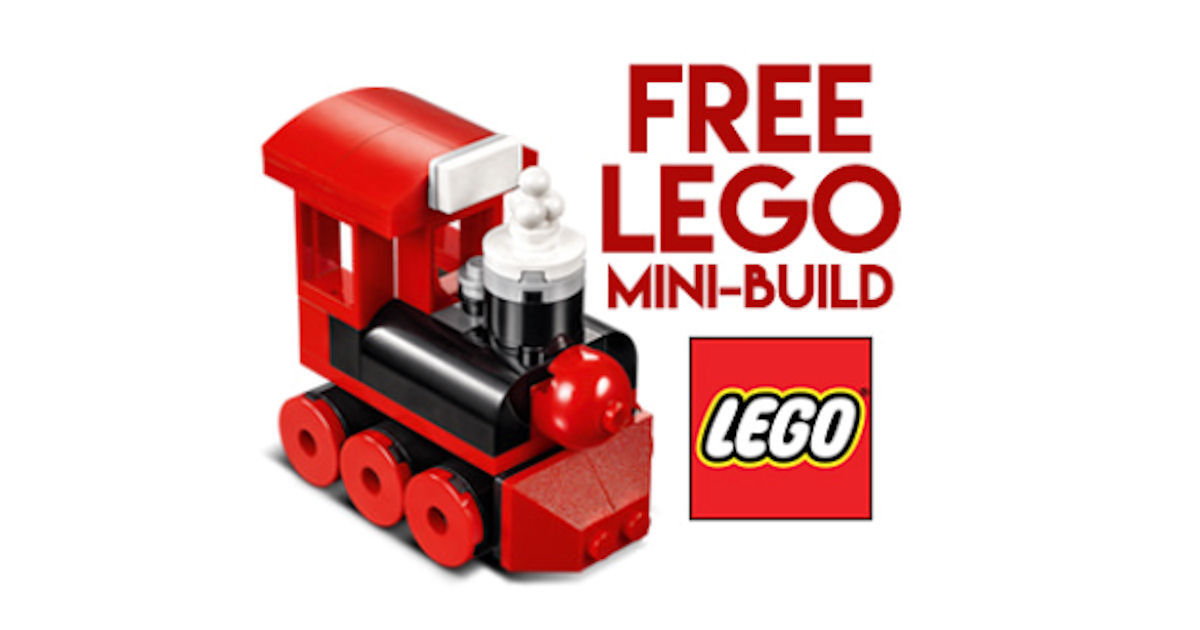 FREE Download for LEGO Mini Builds