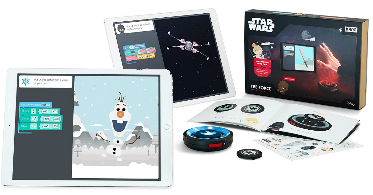 Kano Disney Frozen 2 Coding Kit on Amazon