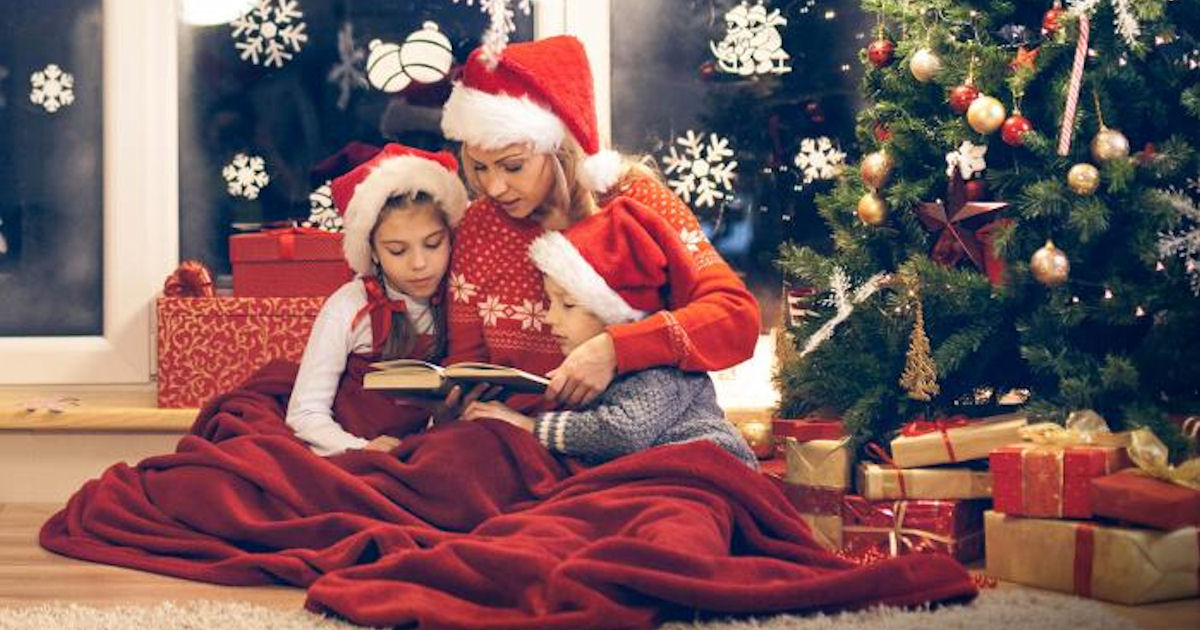 FREE Christmas Story Hotline..