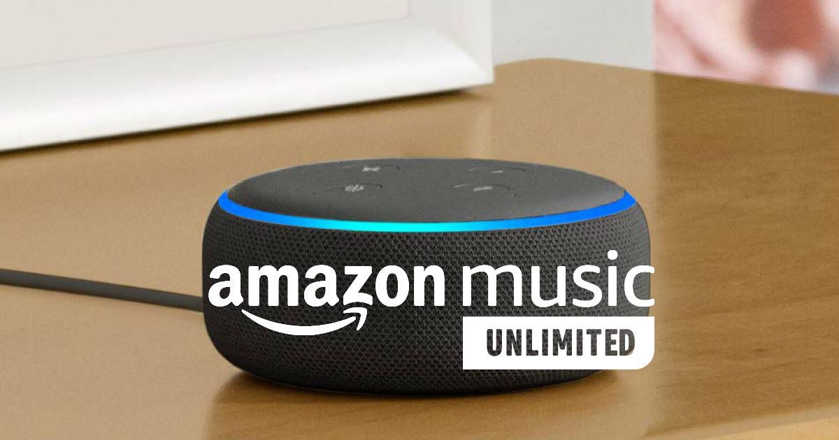 Echo Dot on Amazon