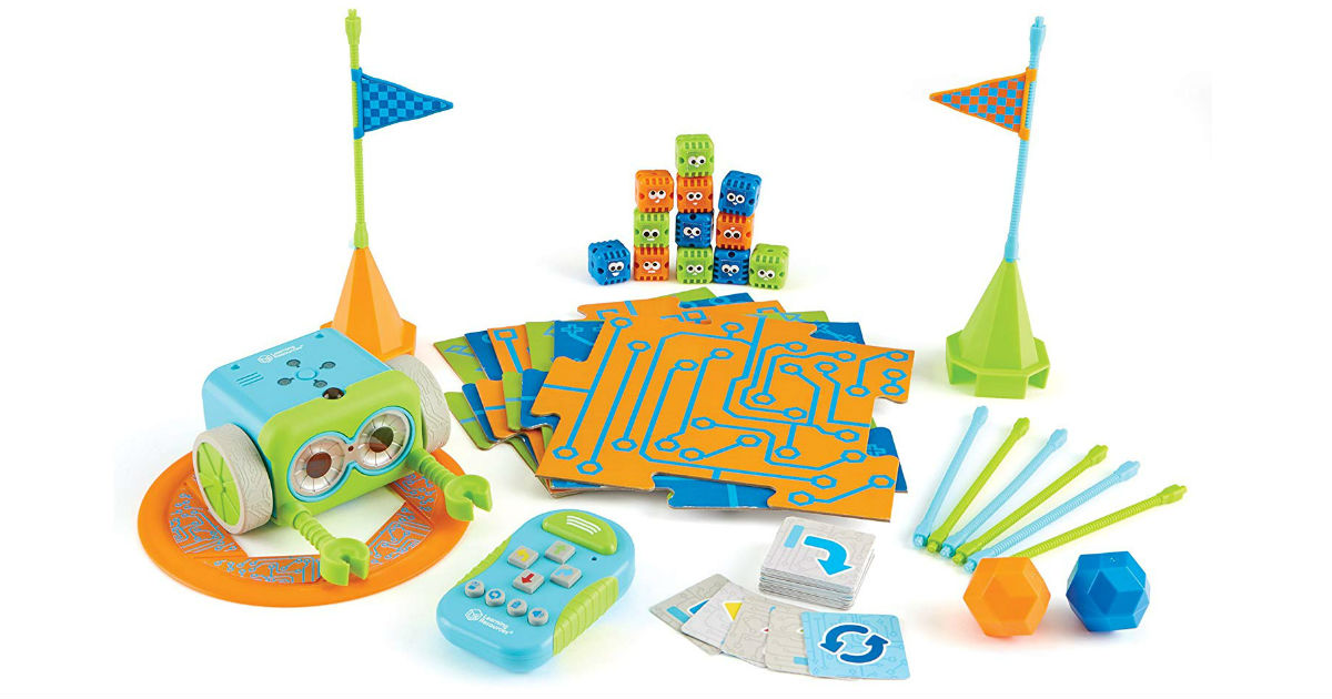 Learning Resources Botley Coding Robot ONLY$ 31.99 (Reg. $80)