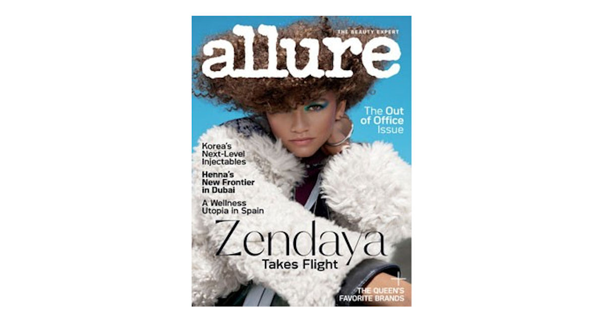 FREE Subscription to Allure Magazine