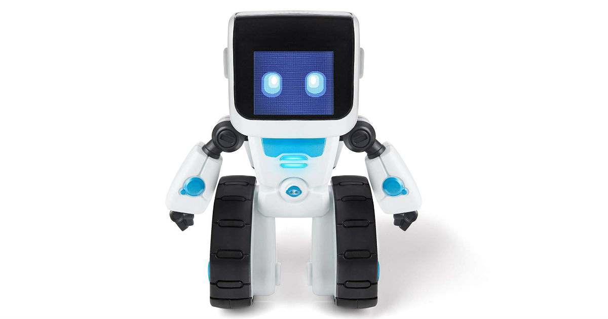 WowWee COJI The Coding Robot Toy ONLY $24.94 (Reg. $60)