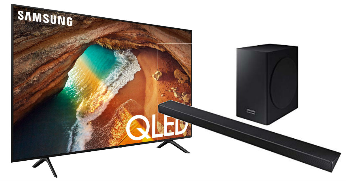 Win a $1,299 Samsung Smart TV and Soundbar - Free Sweepstakes, Contests &  Giveaways