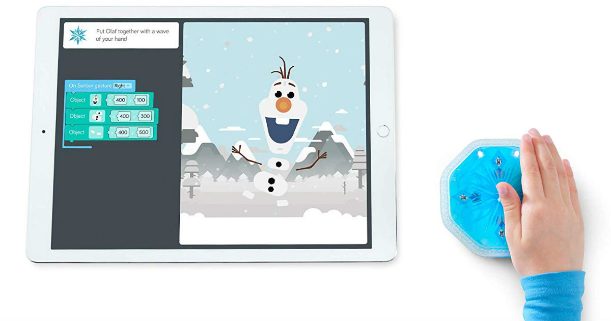 Kano Disney Frozen 2 Coding Kit ONLY $46.99 Shipped (Reg $80)
