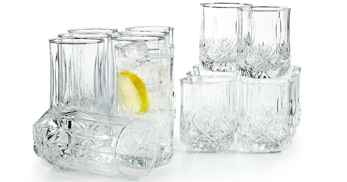 Luminarc Glassware Sets ONLY $14.99 at Macy's (Reg $42)