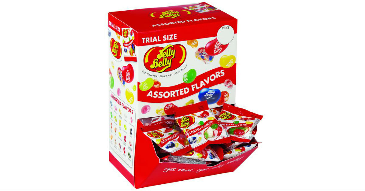 Jelly Belly Assorted Flavors Jelly Beans 80ct ONLY $5.06