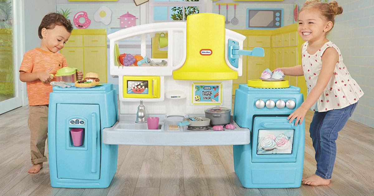 Little Tikes Tasty Jr. Bake 'N Share Kitchen Set ONLY $58.20