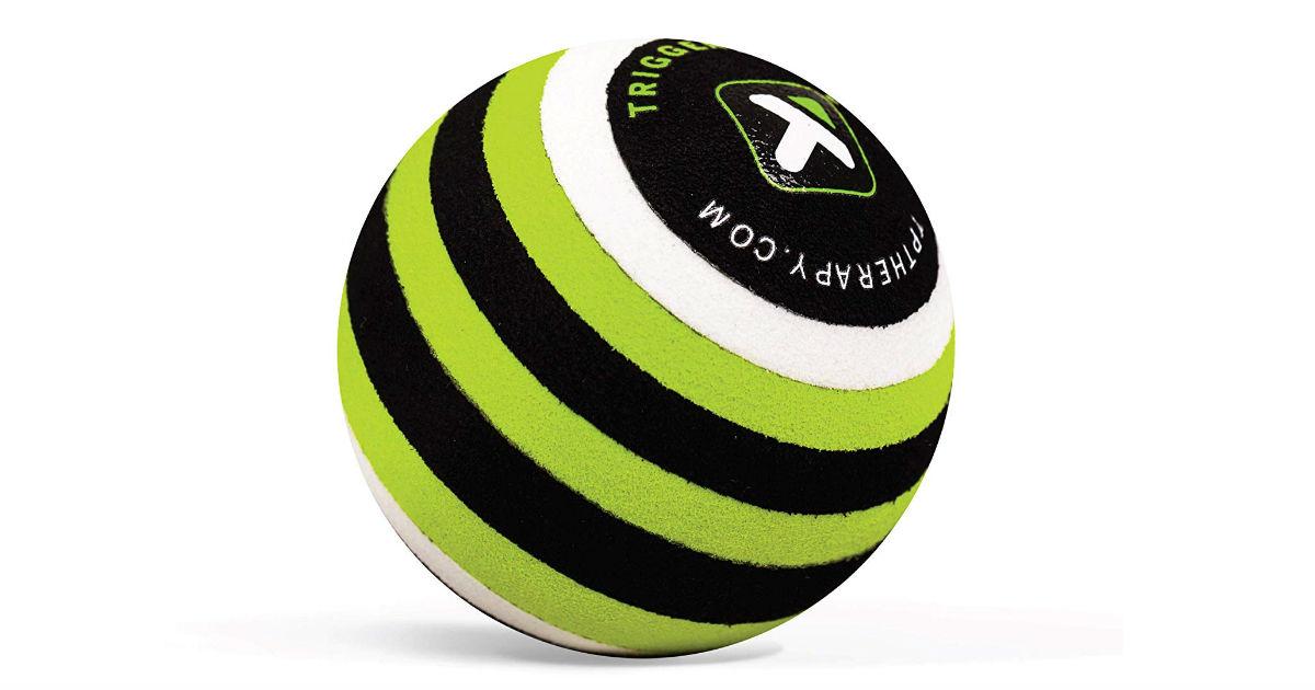 TriggerPoint Foam Message Ball ONLY $7.84 (Reg. $15)