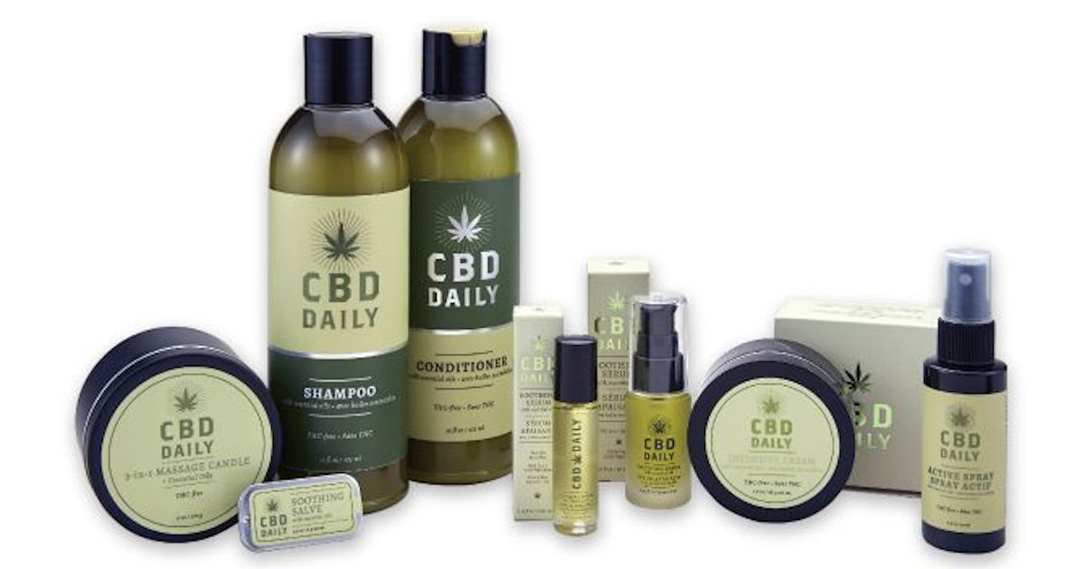 FREE CBD Daily & Emera...