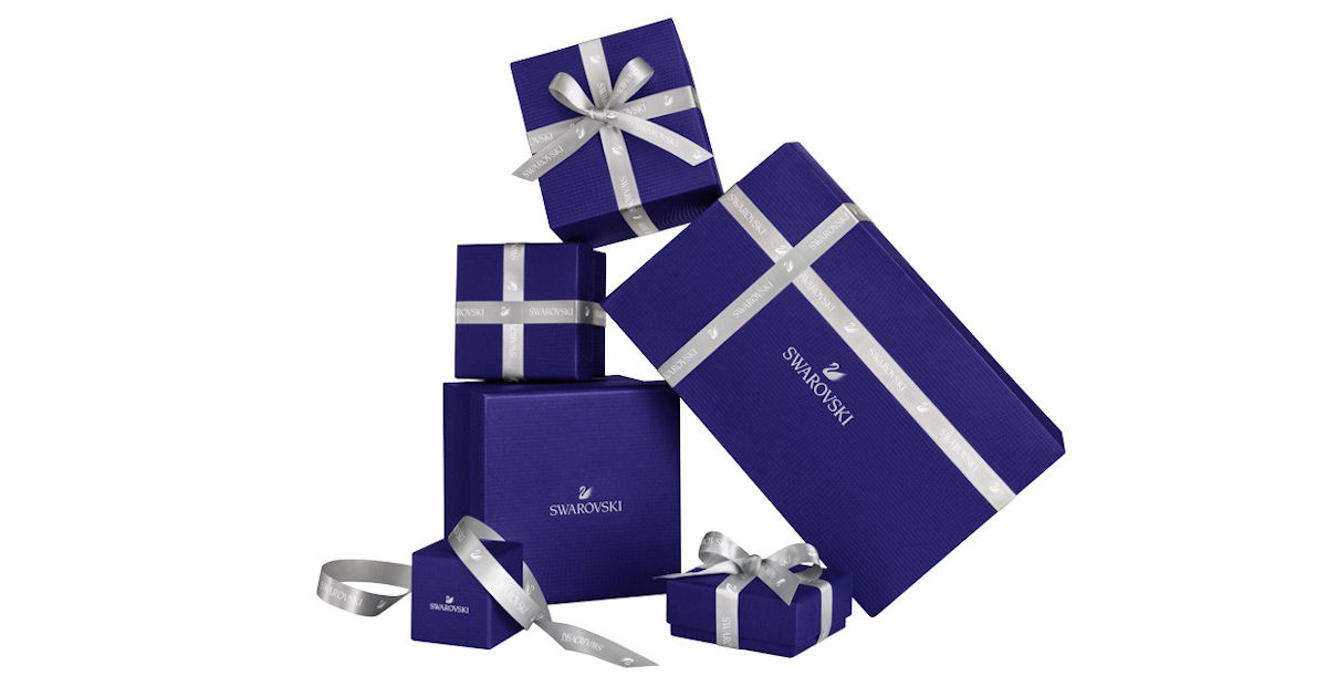 FREE Swarovski Birthday Gift..