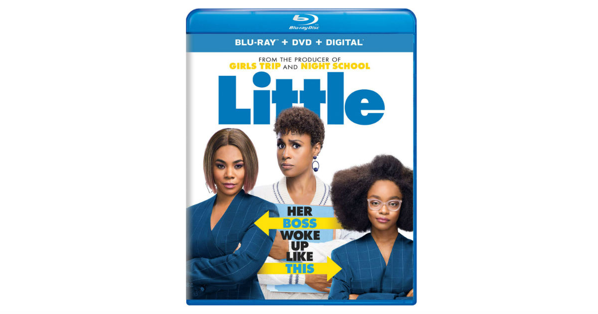 Little on Blu-ray ONLY $9.99 on Amazon (Reg. $20)