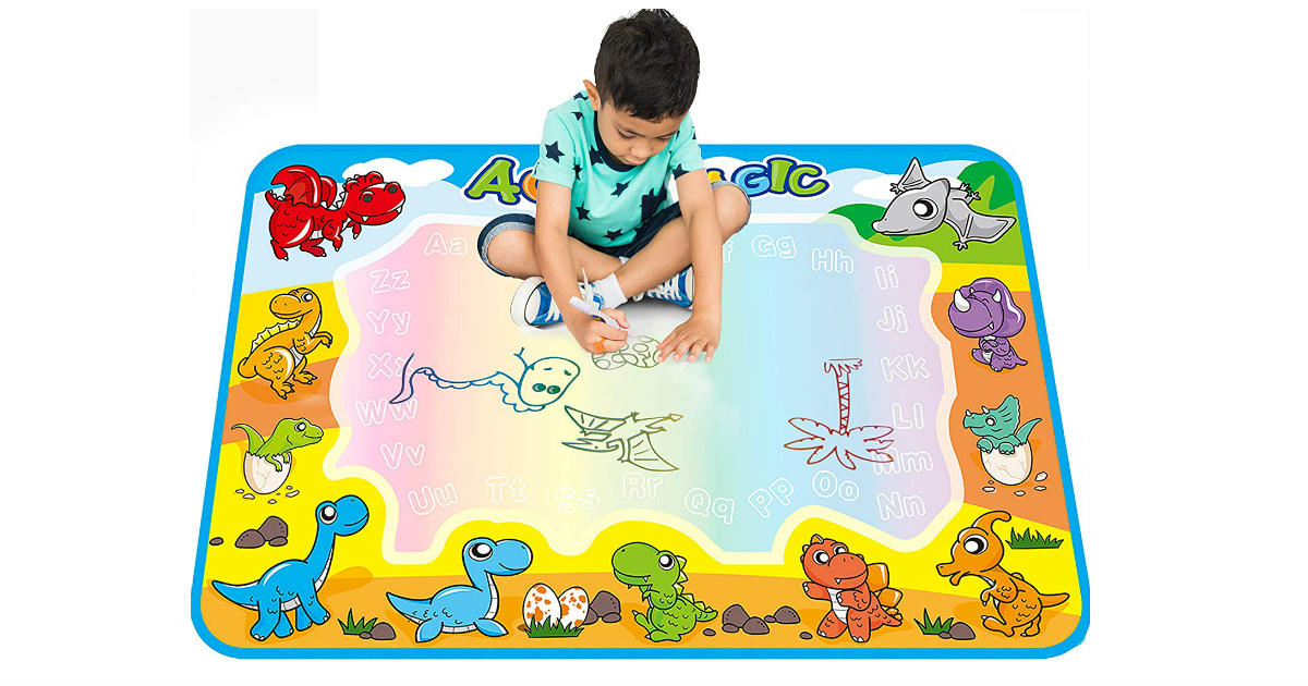 Aqua Drawing Mat ONLY $13.98 (Reg. $30)