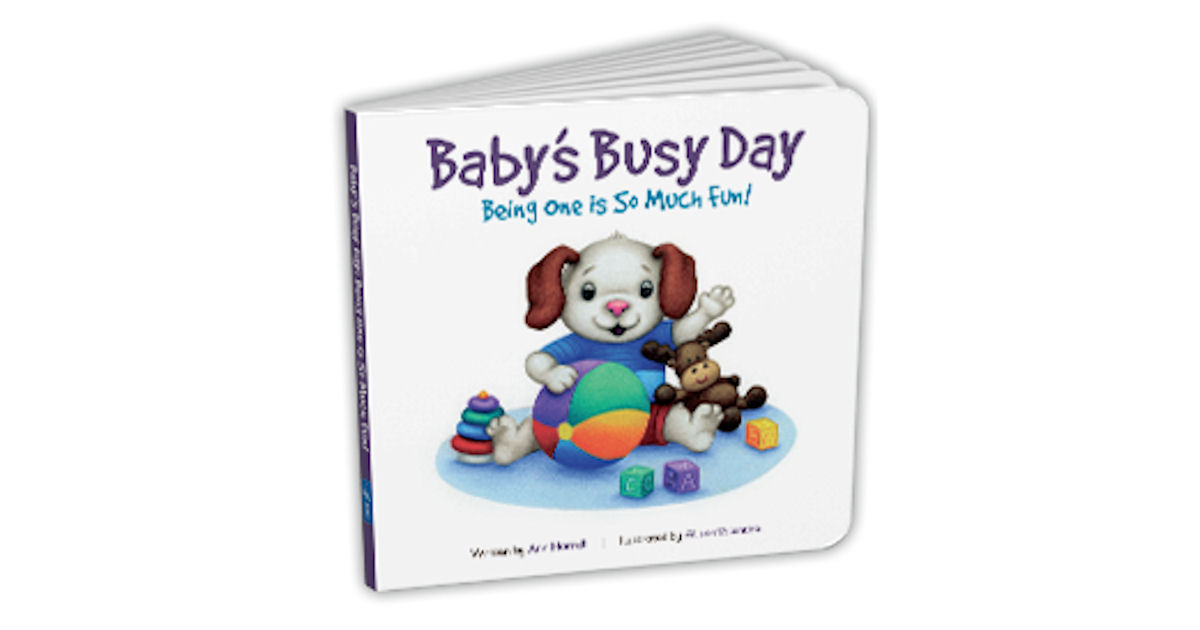 FREE Baby's Busy Day: Being On...