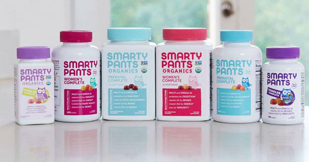 SmartyPants on Amazon