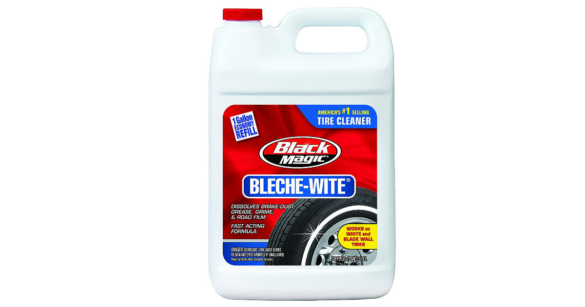 Black Magic Tire Cleaner ONLY $5.89 Shipped (Reg. $16)