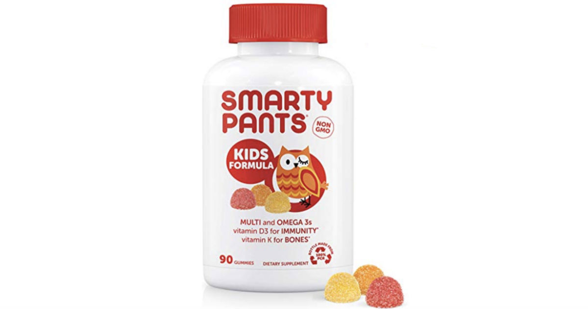 FREE SmartyPants Vitamin Gummies 90-ct at Walmart