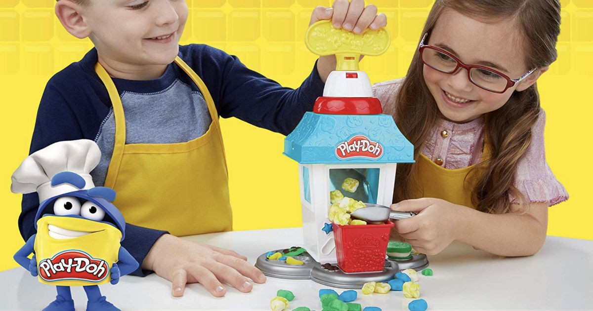 Play-Doh Popcorn Party Play Set ONLY $6.97 (Reg $15)