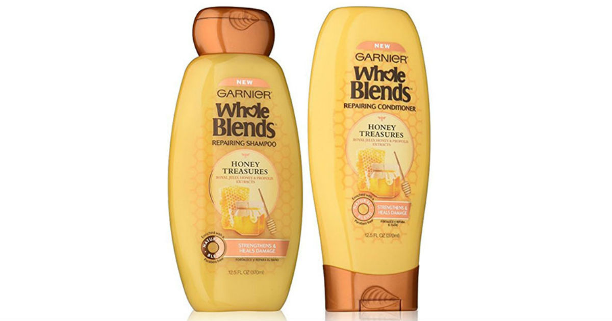 Garnier Whole Bends ONLY $1.47 at Walmart with Coupon