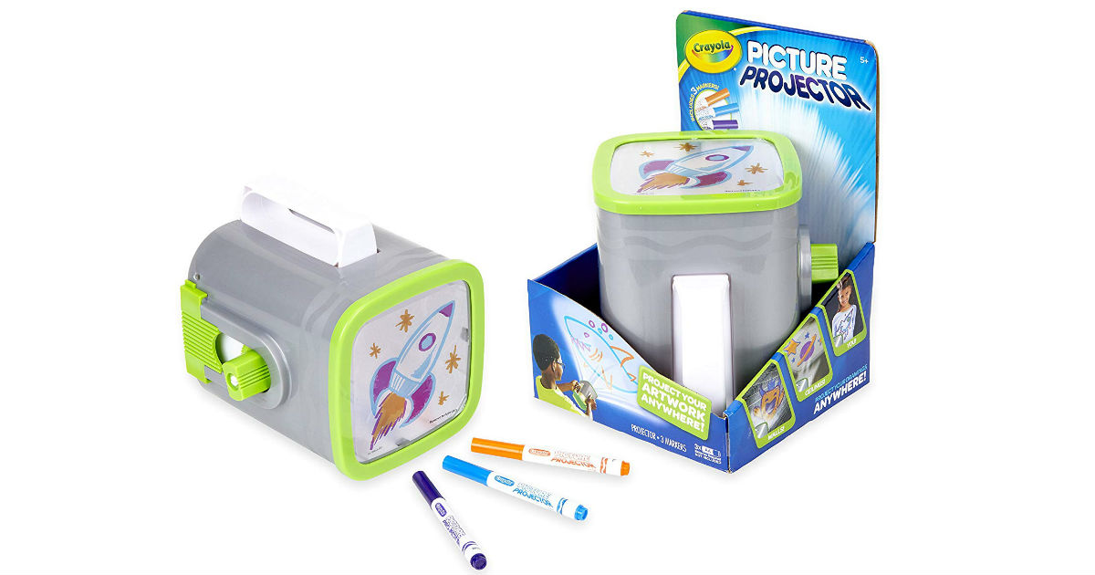 Crayola Picture Projector on Amazon