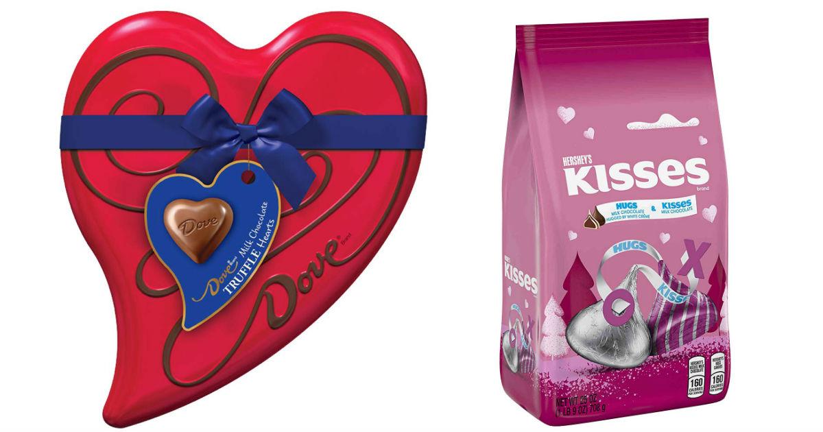 Valentine's Day Chocolates on Amazon