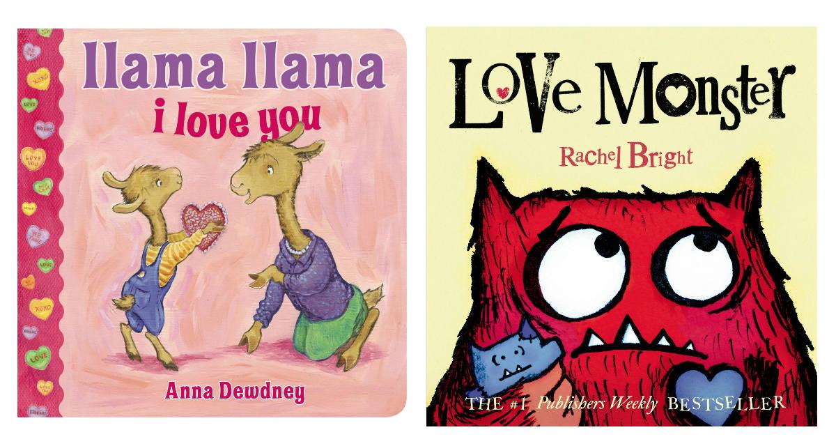 Valentine's Day Children Books UNDER $5.00 on Amazon