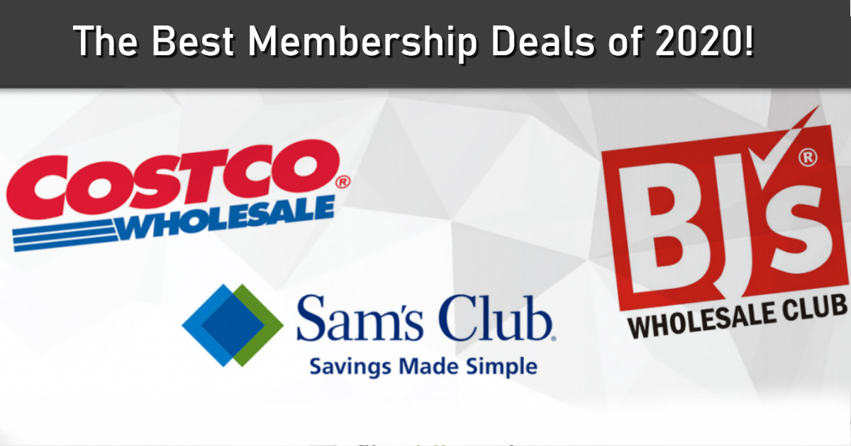 The Best Wholesale Club Membership Offers Of 2020 Printable Coupons