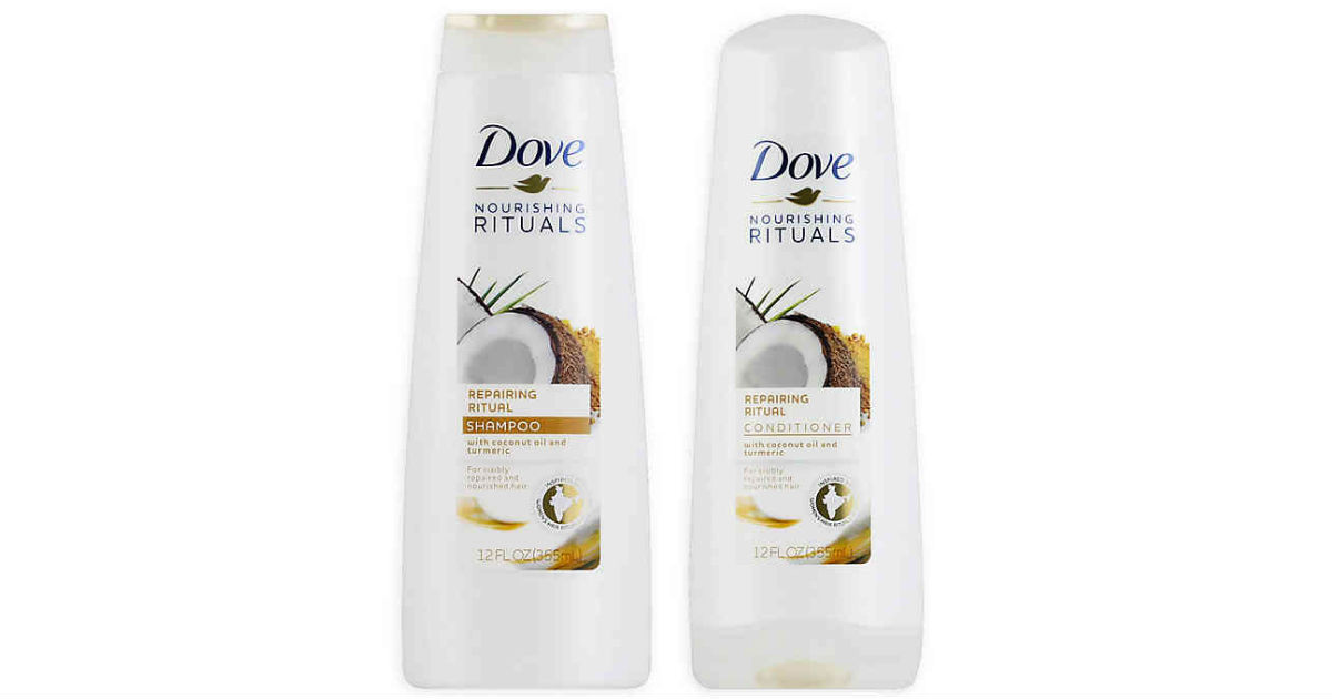 Dove Shampoo Or Conditioner Only 0 74 At Target Reg 3 49 Printable Coupons