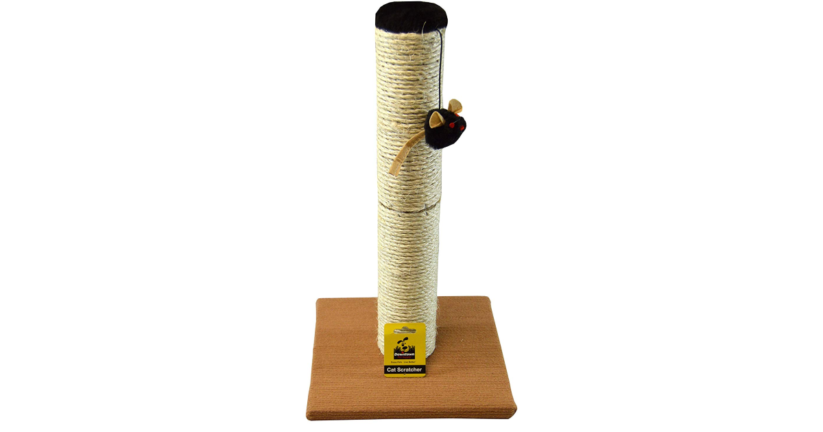Cat Scratching Post Tree ONLY $16.99 (Reg. $40)