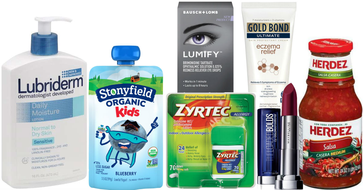 Over $45in New Coupons to Print - Lots of Favorite Brands