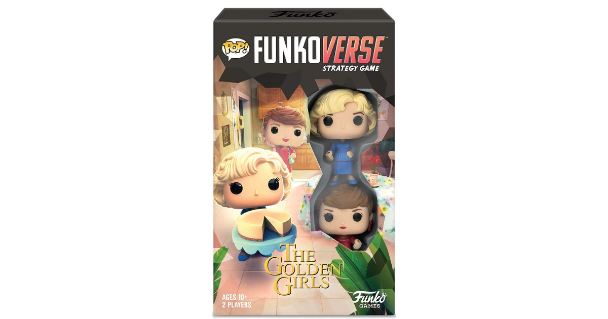 Funkoverse Strategy Game ONLY $11.89 (Reg. $25)