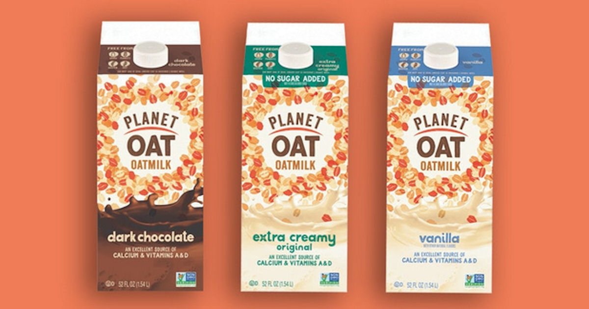 Planet Oat Milk at Publix