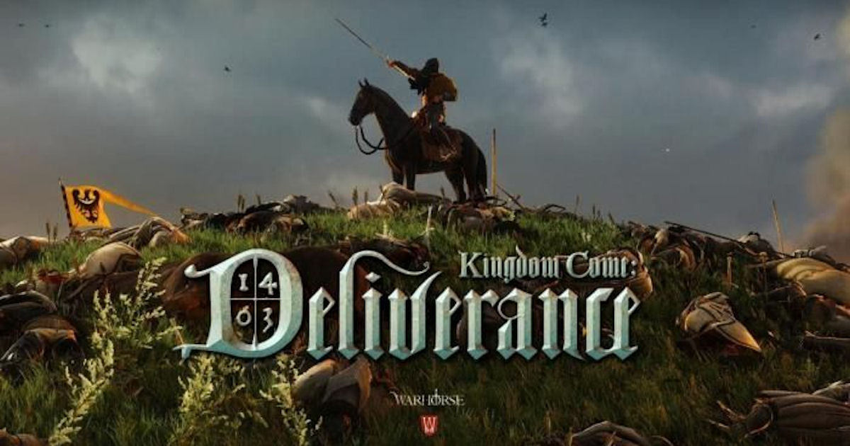 FREE Kingdom Come Deliverance.