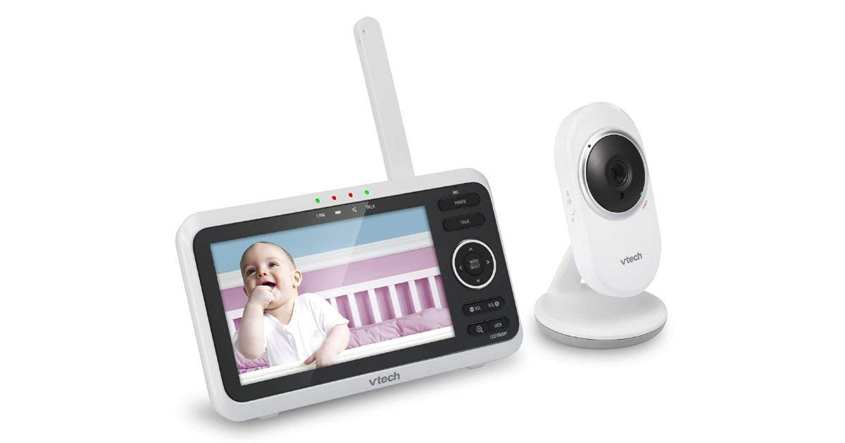 VTech Digital Video Baby Monitor ONLY $49.04 (Reg. $100)
