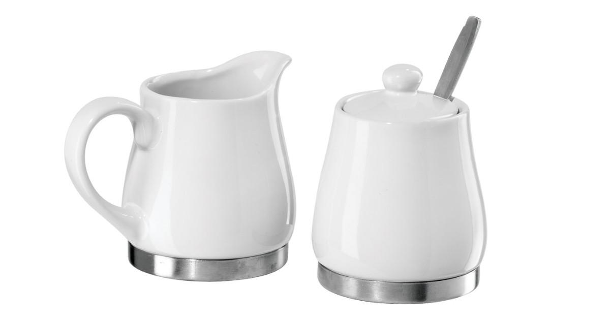 Ceramic Sugar and Creamer Set ONLY $8.97 (Reg. $20)