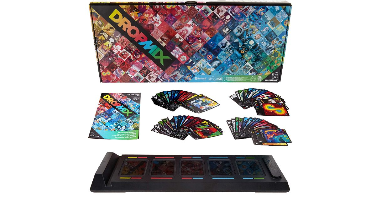 DropMix Music Gaming System ONLY $33.99 (Reg. $100)