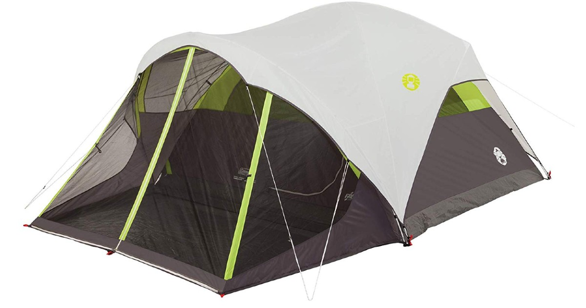 Coleman Steel Creek Fast Pitch Tent ONLY $95.13 (Reg. $230)
