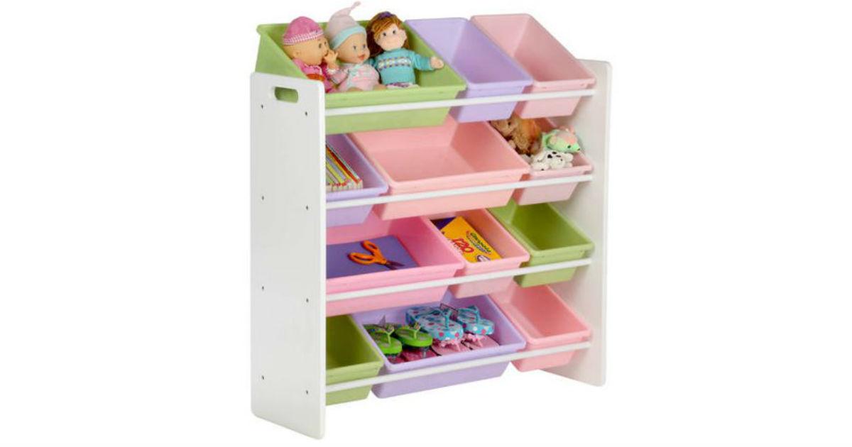 Honey Can Do Kids Toy Organizer ONLY $39.98 (Reg $65)