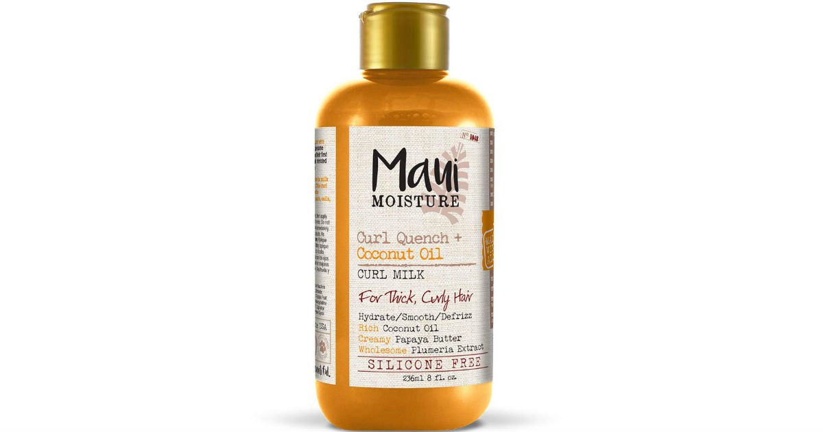 Maui Moisture Curl Quench Hair Conditioner ONLY $3.79 Shipped