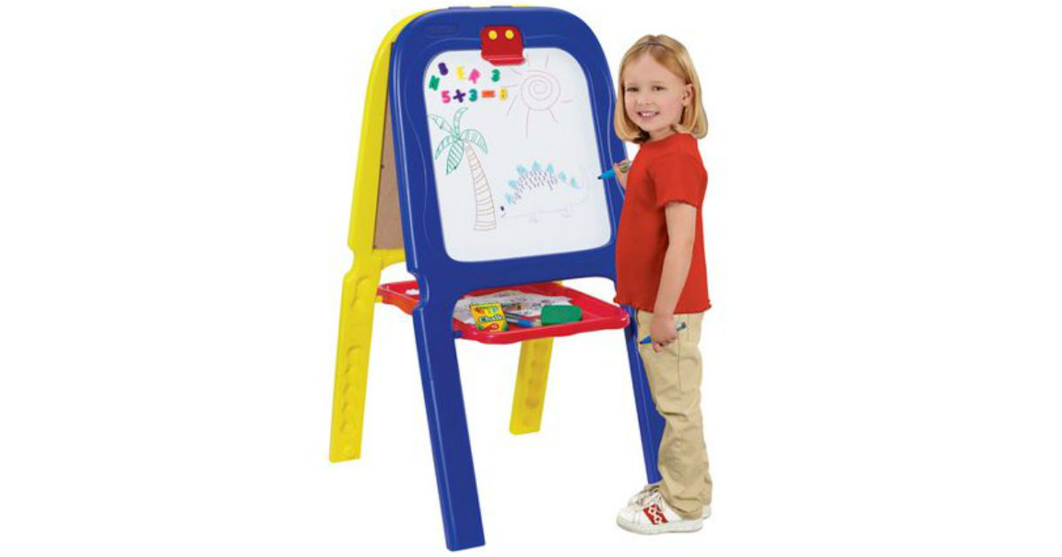Crayola 3-in-1 Easel ONLY $29.99 at Walmart (Reg$60)