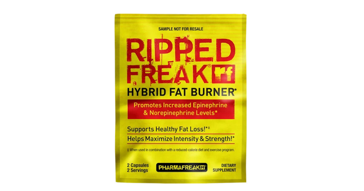 FREE Sample of Ripped Freak 2.