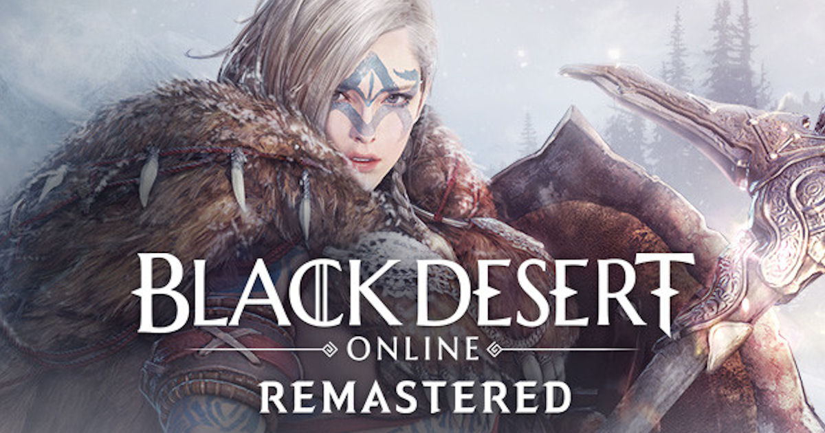 FREE Black Desert PC Game Download
